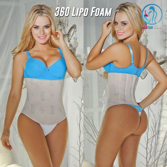 360 Lipo Foam